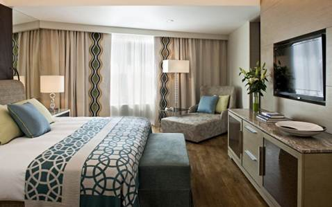 Description: Rocco Forte Hotel Abu Dhabi, Abu Dhab, United Arab Emirates