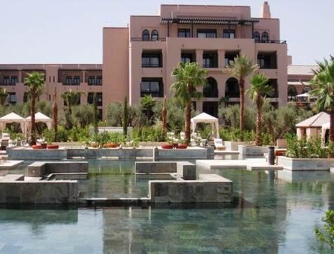 Description: Four Seasons resort Marrakech - Morocco