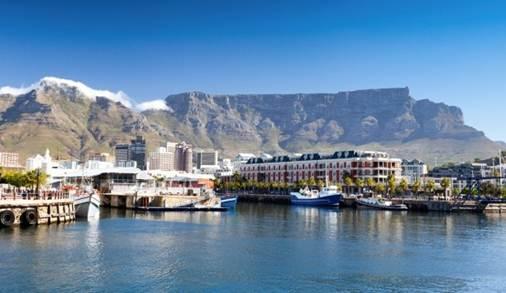 Description: Queen Victoria Hotel: Queen Victoria Hotel is in a prime Cape Town