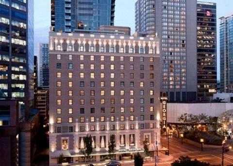 Description: Hotel Georgia, Vancouver, Canada