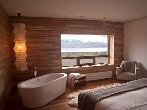 Description: Tierra Patagonia Hotel & Spa