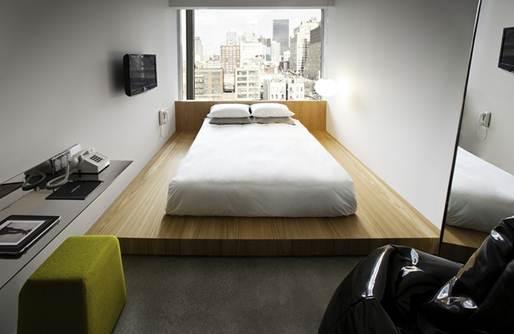 Description: Hotel Americano, New York