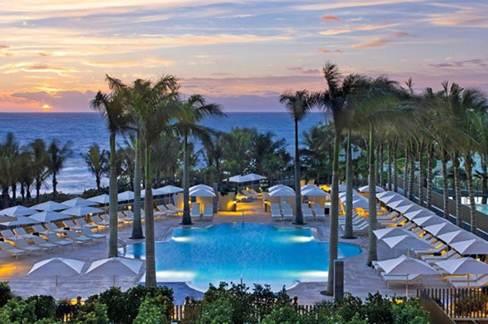 Description: St Regis Bal Harbour Resort, Miami