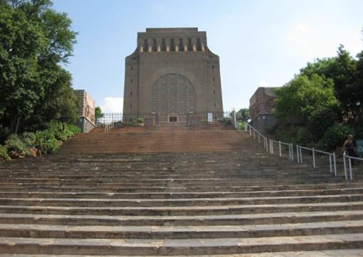 Description: I would hike at the Voortrekker Monument's nature reserve