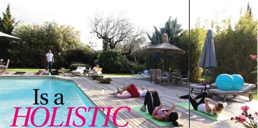 Description: Is a Holistic Hen Do for you?