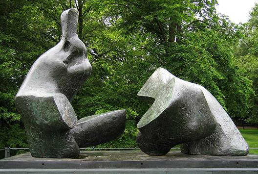 Description: Step into the mind of an abstract sculptor