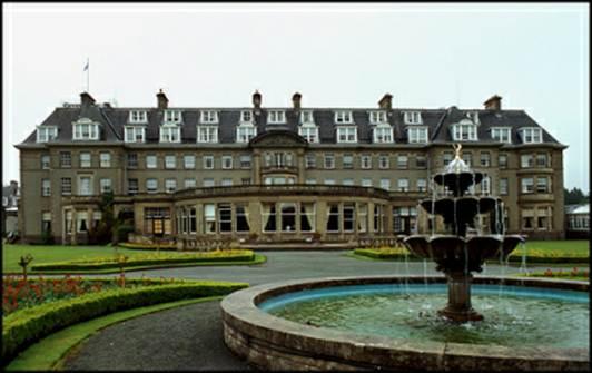 Description: The Gleneagles Hotel