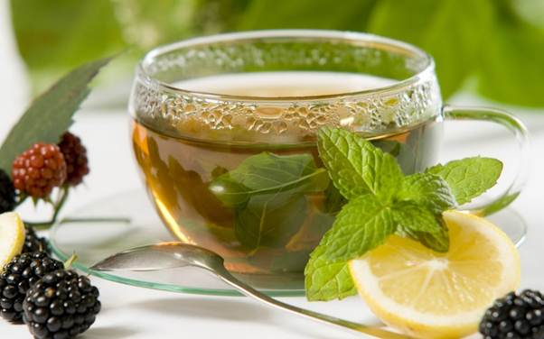 Description: Mint is perfect for tea – and Pimm's