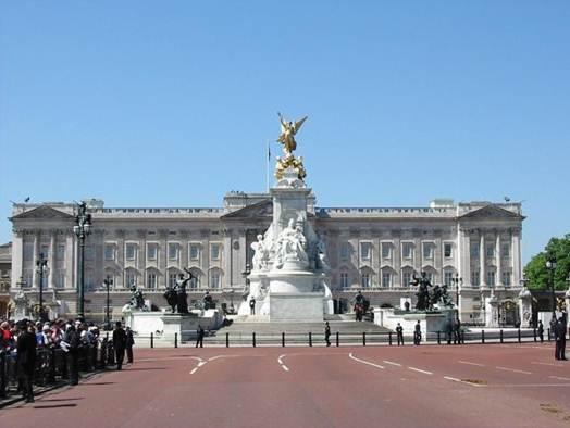 Description: Buckingham Palace