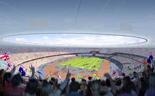 Description: Olympic Stadium