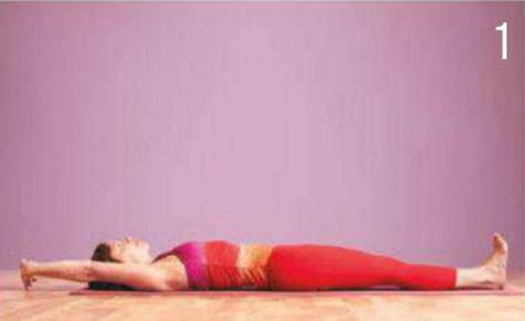 Description: Lengthen your torso and limbs while you maintain the natural curve of your spine and engage your core