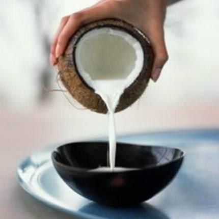 Description: Coconut milk