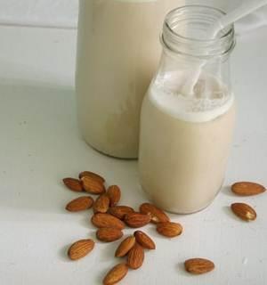 Description: Almond milk