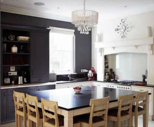 Description: Nicola Gross built her dream home around casual elegance and good family cheer...
