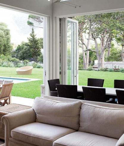 Description: 'I wanted a contemporary yet classic home,' says Nicola