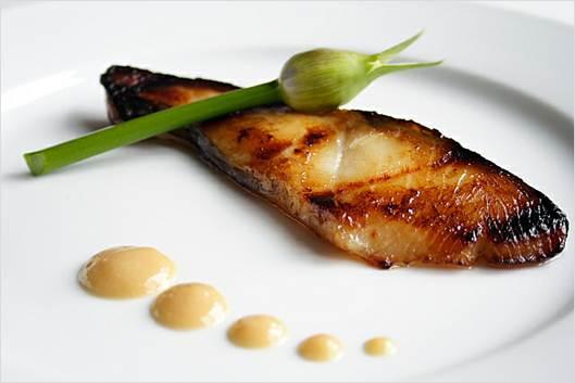 Description: Nobu's Black Cod with Miso