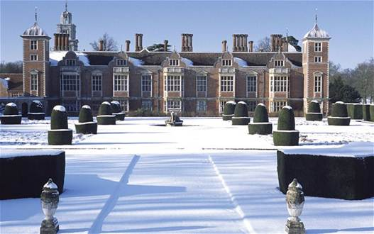 Description: Blickling Hall in Norfolk