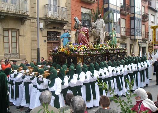 Description: Holy Week in Spain