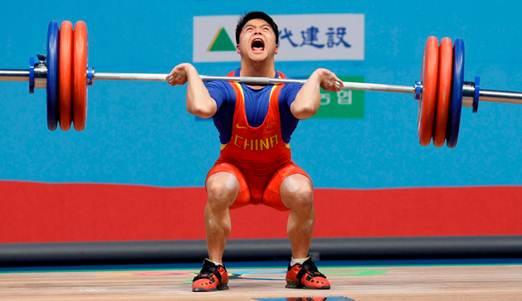 Description: If he's a gymnast