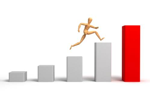 Race You To Goal! (Part 2) - Five steps to success