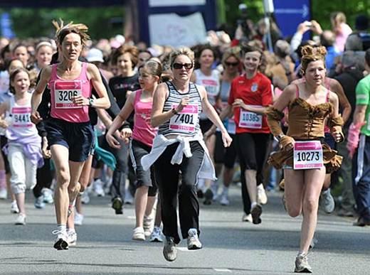 Description: Race For Life
