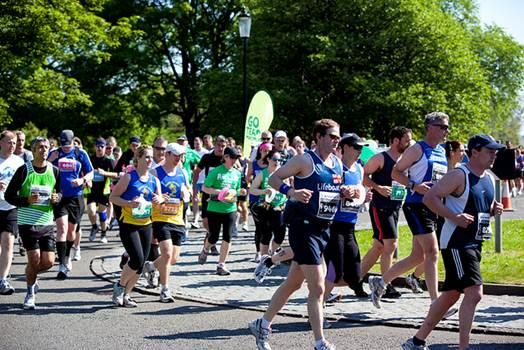 Description: Edinburgh Marathon Festival