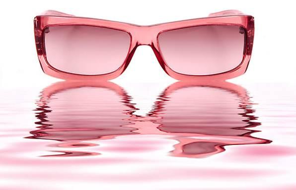Description: Don't make your child wear rose-coloured glasses
