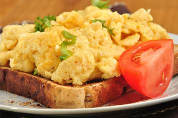Description: Enjoy a fresh breakfast