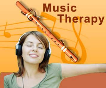 Description: Try music therapy
