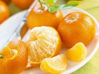 Description: Everyone shouldn't eat over three tangerines per day