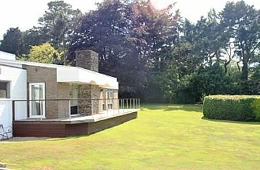 Description: Ancient and modern: stay in 20th-century showpiece, Clare Park, in Devon