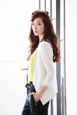 Description: You look so impressive and personalized when mixing drawstring backed pants with fashioned vest.