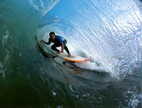 Description: Surfing