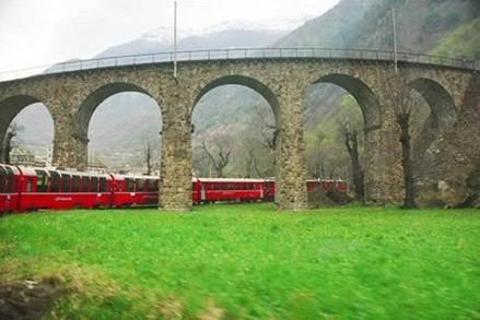 Description: the Swiss public transport system