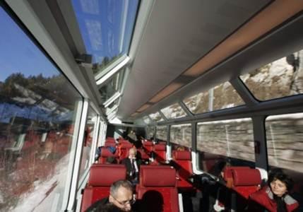 Description: The Glacier Express