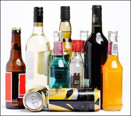Description: Alcohol blocks the absortion of important nutrients such as zinc,'