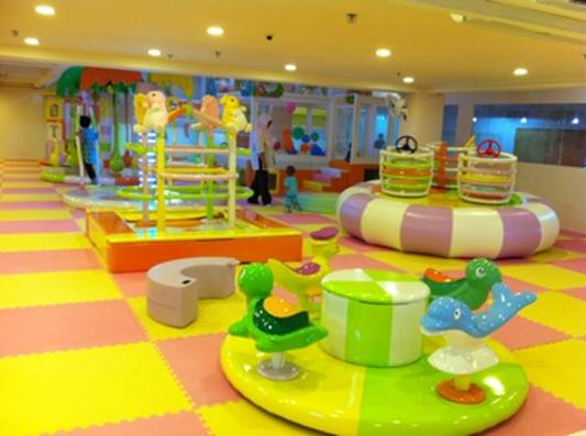Description: Singkids Play System's fourth outlet at United Square