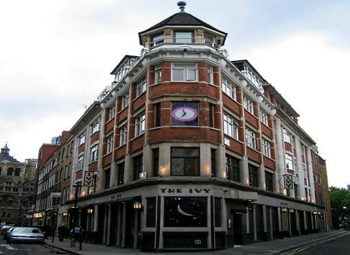 Description: The Ivy restaurant