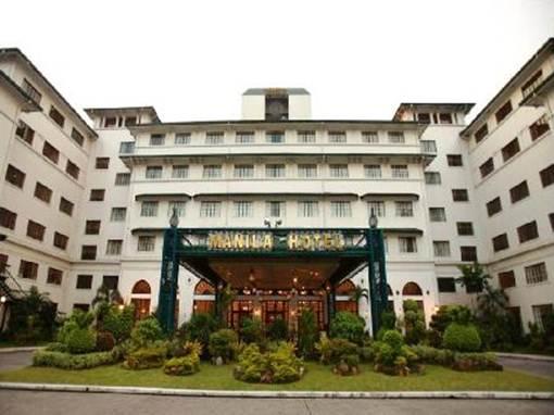 Description: Manila Hotel