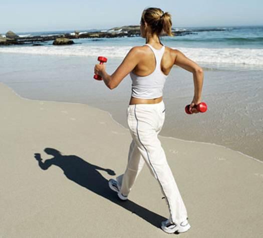Description: The workout walk