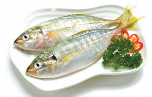 Description: Sea fish has high content of iodine.