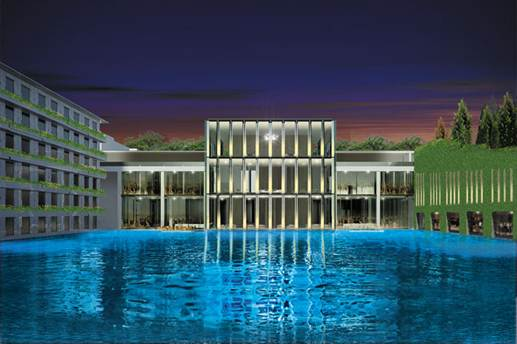Description: Alila Bangalore Hotel and Residence