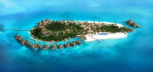 Description: Song Saa Private Island