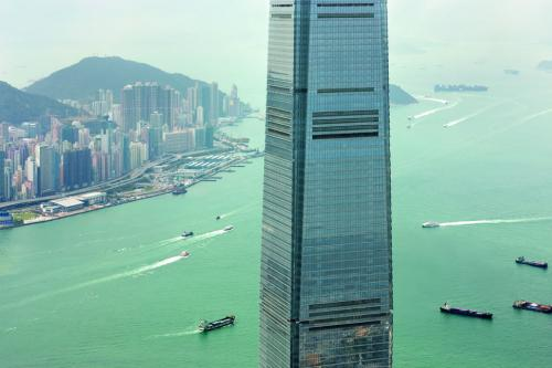 Description: The Ritz- Carlton, Hong Kong