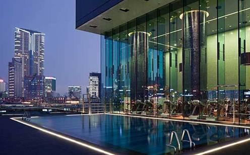 Description: Hotel ICON – Hong Kong