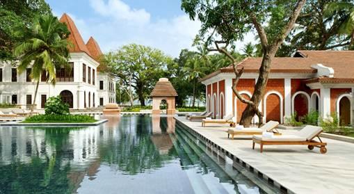 Description: Grand Hyatt Goa