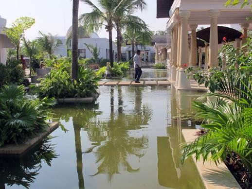 Description: Vivanta By Taj – Bekal, Kerala