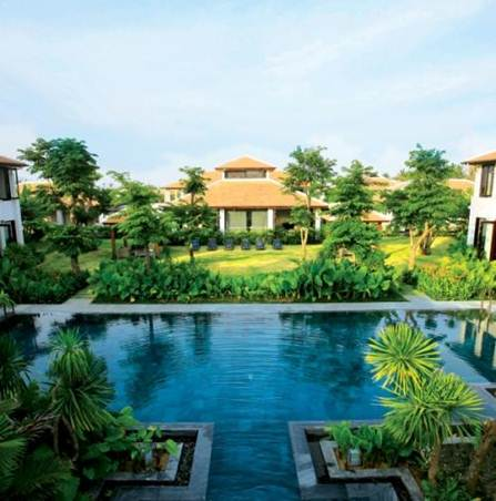Description: Fusion Maia Resort, Danang