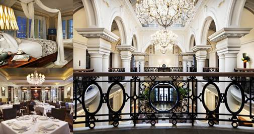 Description: Waldorf Astoria Shanghai on the Bund, Shanghai