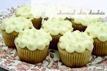 Description: Description: White Chocolate Buttercream Filling